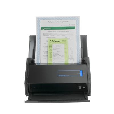 富士通(FUJITSU)ix500扫描仪高速双面自动进纸无线WiFi传输馈纸式扫描仪 黑色