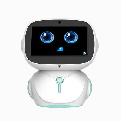 菲若普故事機兒童人工智能機器人課程同步玩具語音對話高科技7英寸觸摸大屏小男孩家庭教育早教學習機跳舞視頻觀看送孩子禮物禮品