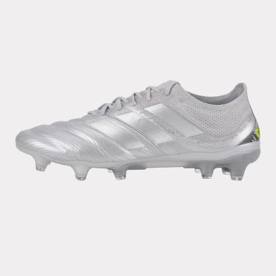 阿迪達斯Copa 20.1FG天然草袋鼠皮男子低幫足球鞋EF8316