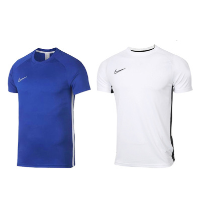 NIKE足球组队球衣团队光板足球服训练服透气排汗AJ9997