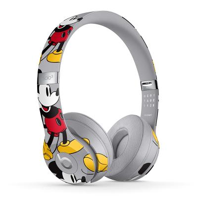 【拆封99新】Beats Solo3 Wiireless 頭戴式 藍牙無線耳機 手機耳機 米奇九十周年紀念版99新