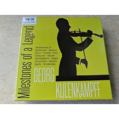 600416 Kulenkampff 经典录音 10CD