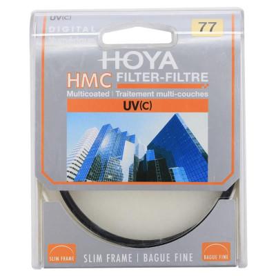 保谷(HOYA)HMC (77mm) UV(C)專業 UV鏡 濾鏡