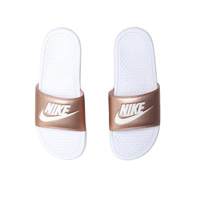 【自營】NIKE耐克女鞋拖鞋時尚休閑舒適輕便涼鞋沙灘運動鞋343881
