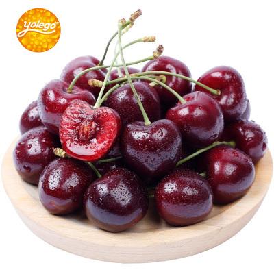 【拍下94第二件89】悠乐果 智利进口单J车厘子1kg 果径约26-28mm 大樱桃新鲜水果