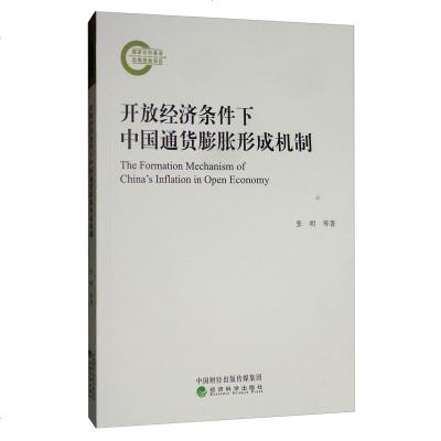 開放經濟條件下中國通貨膨脹形成機制經濟書籍