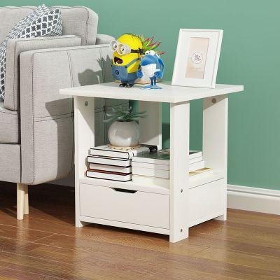 小茶几桌家用迷你小户型客厅沙发边几角几卧室床头柜小桌子小方几