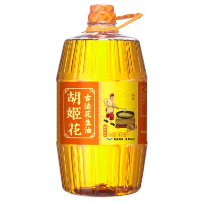 胡姬花古法花生油900ml/特香型花生油900ml 压榨花生食用油
