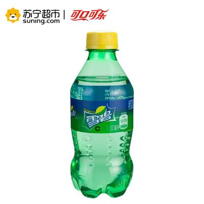 雪碧 Sprite 檸檬味 汽水飲料 碳酸飲料 300mlx12瓶 整箱裝 可口可樂出品