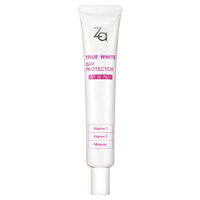 姬芮(Za)新能真皙隔离霜SPF26PA++(35g) 适合各种肤质 防晒隔离 防晒霜 隔离霜