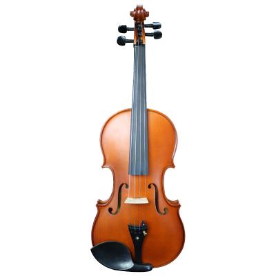 红棉小提琴V008手工实木小提琴