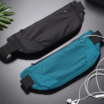 手機腰包跑步腰包男女運動戶外手機腰包多功能防水馬拉松裝備健身超薄隱形