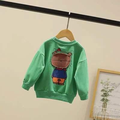景逃逃男童秋款兒童衛衣棉2020新款寶寶打底衫韓版男孩小孩上衣洋氣洋