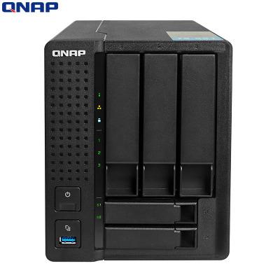 威联通(QNAP)TS-551-2G 内存双核2.0GHzCPU 五盘位NAS网络存储 AES-NI 加密 4K影片转档