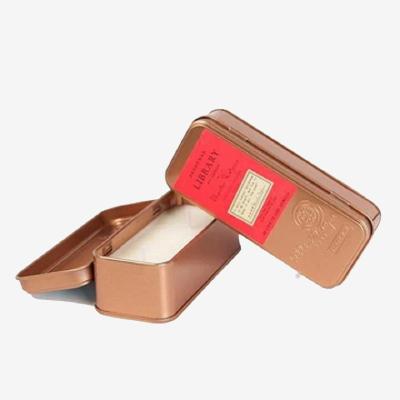 美國 PADDYWAX 鐵盒裝 查爾斯.狄更斯 雙燭芯蠟燭