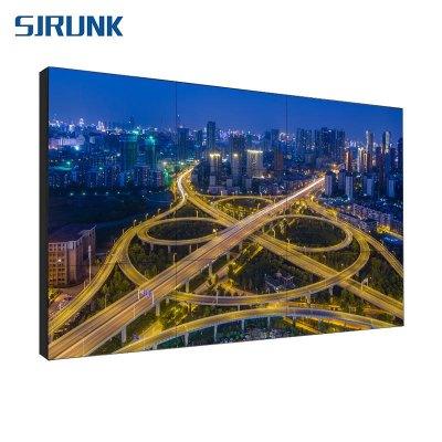 視疆液晶拼接屏安防監控大屏46/49/55英寸LED高清視頻會議顯示器三星顯示屏 55英寸1.7mmSJ100-55S2