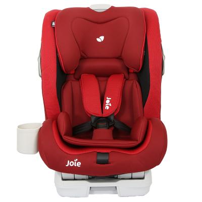 英國Joie巧兒宜汽車兒童安全座椅ISOFIX/LATCH雙接口 9個月-12歲蓋世戰神C1504 寶石紅