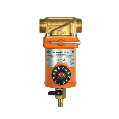 (SYR)汉斯希尔净水器 F-FR前置过滤器 进口家用德国净水器 全屋反冲洗排污净水机 DN25口径