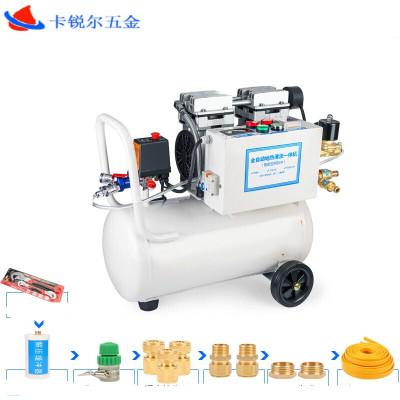 全自动智能脉冲地暖清洗机 暖气片自来水管道疏通器 地热清洗机 800W-30L(普通套餐)