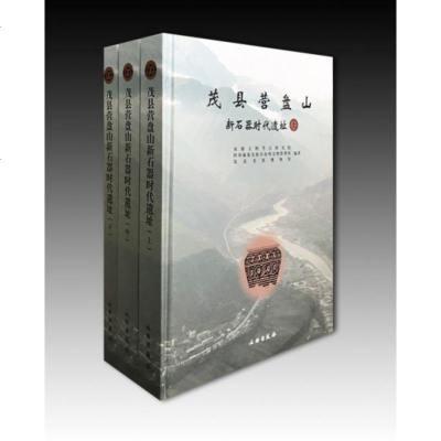 茂县营盘上新石器时代遗址(全三册)