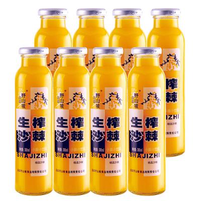 呂梁野山坡 生榨沙棘汁 果蔬汁飲料 300ml*8瓶