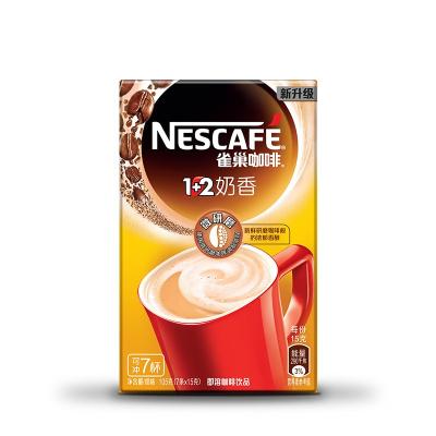 雀巢(Nestle)1+2奶香咖啡7條105g