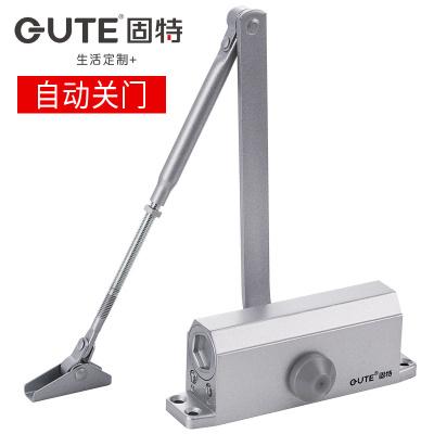 固特GUTE 自动关门器家用液压缓冲定位闭门器/不定位闭门器