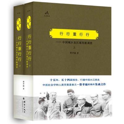 行行重行行——中國城鄉及區域發展調查(上、下)