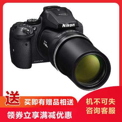 尼康(Nikon) COOLPIX P900s 超長焦數碼相機 有效像素1605 顯示屏3英寸 黑色