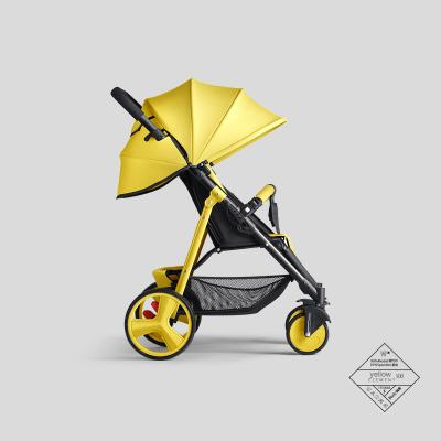赛利迪(SLD)婴儿推车可坐可躺轻便折叠伞车可上飞机宝宝避震婴儿车