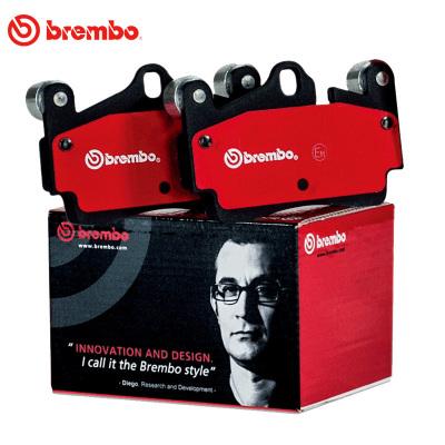 布雷博(brembo)前剎車片.陶瓷P50121N適用于奔馳ACLAGLA45AMG
