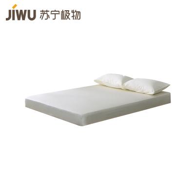 JIWU брэндийн орны дэвсгэр 180×200×25cm цагаан