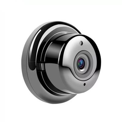 送64G內存卡 智能無線攝像頭wifi遠程家用高清夜視網絡手機微型套裝監控器 掛鉤款