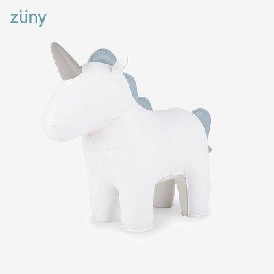 臺灣Zuny 獨角獸書檔 手工