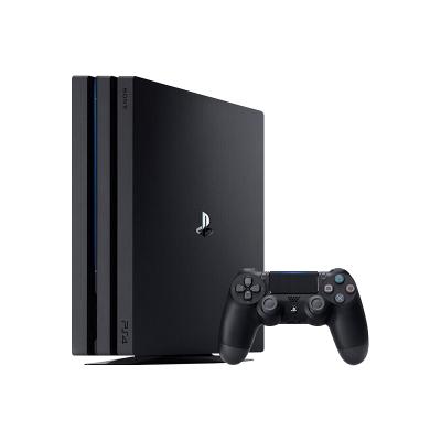 索尼(SONY)PS4 Pro1TB港版 游戲主機 體感游戲機 家用游戲機 支持4K/VR設備 黑色