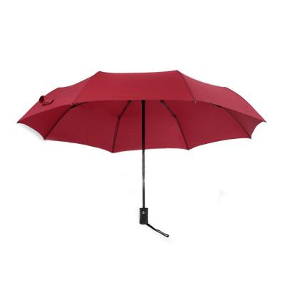 三极户外(Tripolar) TP7002 商务伞加固可折叠户外遮雨遮阳全自动加厚雨伞
