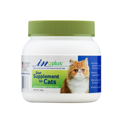 麦徳氏IN-PLUS猫用护毛超浓缩卵磷脂500g