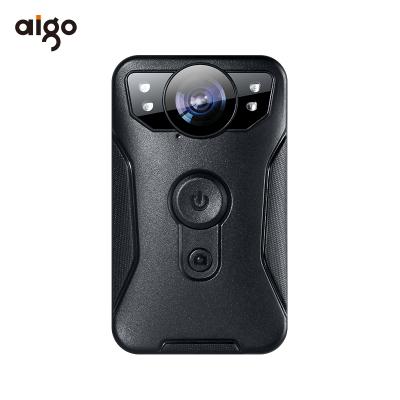 爱国者(aigo)执法记录仪 DSJ-R6 红外夜视1296P 便携录音录像拍照 微型便携户外 骑行 支持扩容