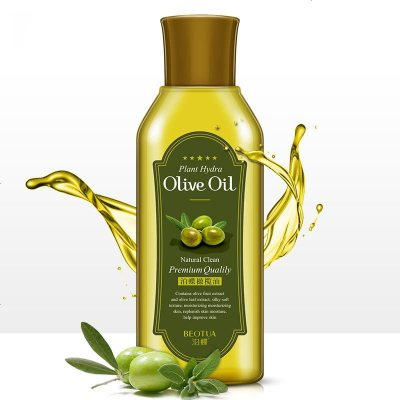 泊蝶橄榄油150ml温和滋润补水保湿嫩滑护肤发手卸妆身体精油