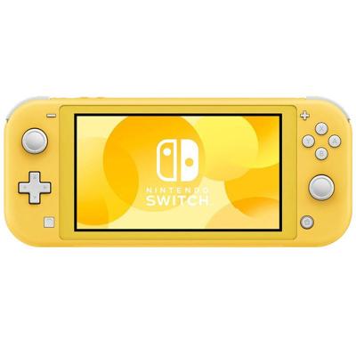 任天堂(Nintendo)Switch 掌上游戲機便攜 Switch Lite主機 黃色