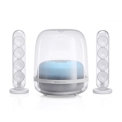 哈曼卡頓 Harman/Kardon SoundSticks 4無線水晶4 全新一代桌面藍牙音箱 電視電腦音響