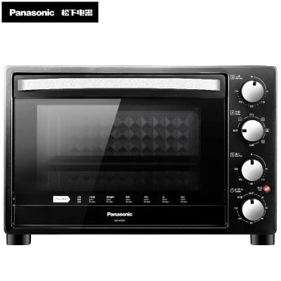 Panasonic/松下 NB-H3201烤箱家用烘焙蛋糕多功能全自动电烤箱32L