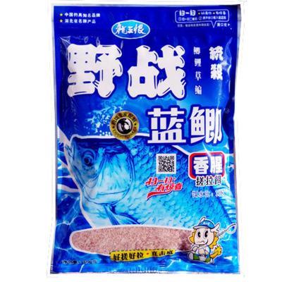 藍鯽魚食魚料小藥速攻918釣餌餌料窩料拉絲粉魚餌 野戰藍鯽【300克】
