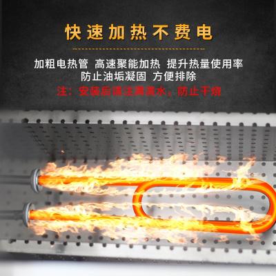 定做 火鍋店油水分離器商用不銹鋼隔油池餐飲廚房飯店油渣分離設備