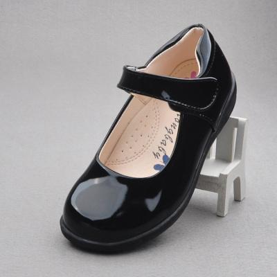 热卖特价清仓断码黑色学生皮鞋儿童演出平底鞋女童单鞋公主鞋小学生鞋