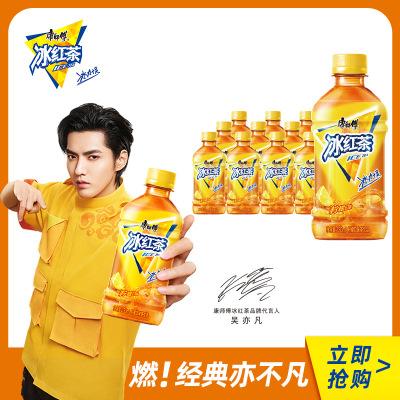 康師傅冰紅茶PET330ML*12瓶