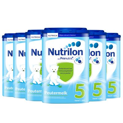 6罐裝 | 荷蘭牛欄嬰幼兒配方奶粉5段易樂罐 2歲以上 800g/罐