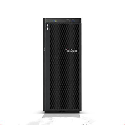聯想(Lenovo) ThinkSystem ST558 ST550 4U 塔式服務器主機 2顆銅牌4110丨8核16線程丨雙電源 16G內存丨2*2T 硬盤