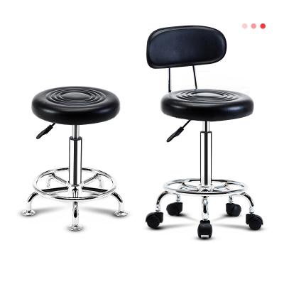 吧臺椅高腳椅凳子升降轉椅時尚美容凳子靠背吧椅法耐FANAI高腳凳圓吧凳酒吧椅子