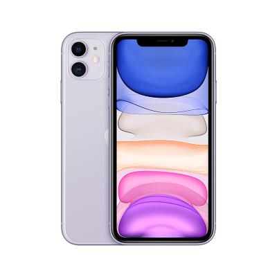 新款Apple/苹果iPhone 11 紫色 64G 全网通智能4G手机 国行未激活正品